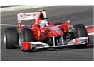 Formula 1'de yeni sezon kırmızı başladı