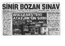 """""""Sinir(i) Bozan, Sınav"""" mı?"""
