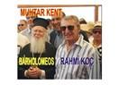 Rum Patrikhanesi – George Bush – Latsis Vakfı - Muhtar Kent ve Coca Cola