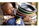 Dünyada ve Afrika'da açlık ve yoksulluk