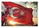 Tarihi ters çeviren yazılar/Bayrakları bayrak yapan üstündeki kan değildir