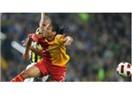 Fenerbahçe on yıl sonra Galatasaray'a ilk puanı verdi.
