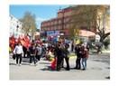 1 Mayıs işçi ve emekçinin bayramını kutladık.
