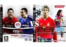 FIFA 09 vs. PES 2009