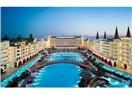 Avrupa'nın en lüks ve pahalı oteli Antalya'da açılıyor..
