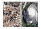 Doğal felâketler; deprem ve hurricane