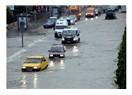Yağmur yağdı, İzmir battı...