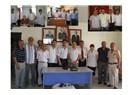 İbicek, siyasi parti başkanlarını ve Sivaslı hemşerilerini ziyaret etti.