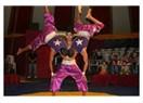 Dünyaca ünlü sirk yıldızları (Atakent) Susanoğlu Plajı'nda
