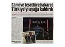 CHP'nin dindarlık takiyyesi sırıtıyor artık!