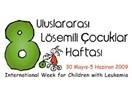 8. Uluslararası Lösemili Çocuklar Haftası