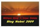 Milliyet Blog 1. Onur Ödülü / Blog Nobel 2009