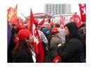 Yine yeniden Taksimde 1 Mayıs