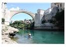 Adriatik yolundaki Mostar