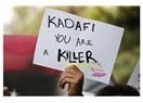 Libya ağlıyor!... Kaddafi'nin kanlı kurşunları