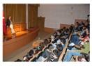 Mersin Üniversitesi öğrencileri, Barbaros Şansal ile söyleşi yaptılar.