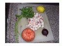 Biraz laf biraz ahtapot salatası...