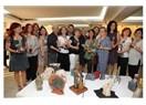 Seramik Yarışması Sergisinde MB'den Nilüfer Veldet'e ödül