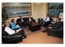 """Başkan Özcan, """"KKTC'den kardeş kent istiyoruz""""dedi."""