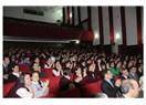 Ucube tiyatro salonu yıkılıyor