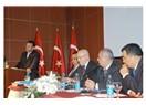 TGF 27. Başkanlar Konseyi Toplantısı Mersin'de yapıldı