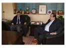 İstemihan Talay'dan, başkan Özcan'a ziyaret