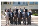 TGF Başkanlar Konseyi'nden Vali Aksoy'a ziyaret...
