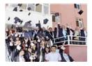 Özel Toros Koleji'nde mezuniyet sevinci yaşandı...