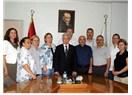 Adana Büyükşehir Belediye Başkanlığına ziyaretimiz