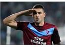 Bursaspor-Trabzonspor: 1-1 (İkramda kusur etmeme)