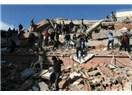 Van depremi ve sonrası…
