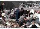 Depremden dört gün sonra…