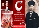 Bugün 29 Ekim, Cumhuriyetimizin 88. yılı!...