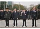 Atatürk'ü törenlerle andık...