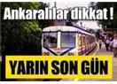 Ankara'da banliyö bilmecesi ve Sincan–Kayaş hattı işkencesi