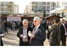 Mersn'inin Mezitli İlçe Belediyesi aşure dağıtarak, gelenekleri yaşattı.