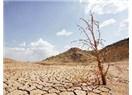 Küresel ısınmanını etkilerinden birisi kuraklık...