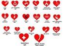 İnternette duyguların işaretleri…