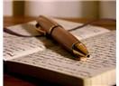 Kağıt ve kalem ile yolculuğum