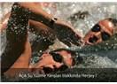 Açık su yüzme yarışları hakkında herşey - 1