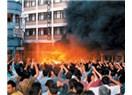 Sivas katliamı, Madımak yangını