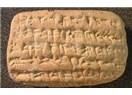 Sümerli taş ustasının Uruk günlüğü