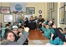 Emniyet Müdürlüğü; engellilerin parmak izini alıyor…