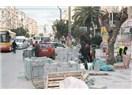 İzmir'in kaldırım taşları...