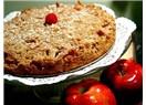 Elma püreli kek