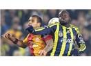 Fenerbahçe- Galatasaray Derbisi üzerine