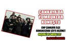CHP Çankaya İlçe Kongresi