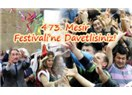 Bahar Bayramı, Nevruz ve 473. Mesir Festivali'ne davet