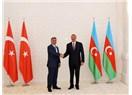 """""""Türkiye ve Azerbaycan birliği artık dünya düzleminde kendi gücünü göstermiştir"""""""
