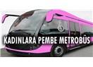 Pembe metrobüs
